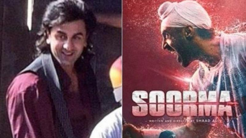 Diljit Dosanjh's Soorma avoids clash with Dutt biopic