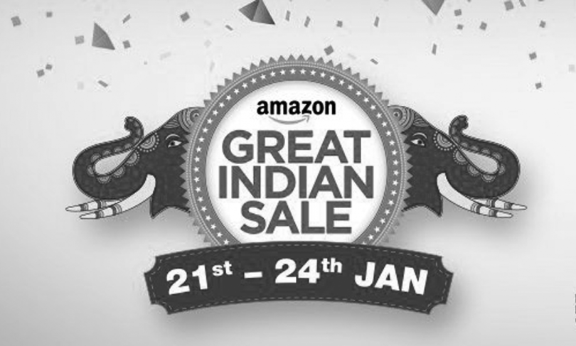 Amazon Great Indian Sale to start on 21st January; Grab huge discount offers