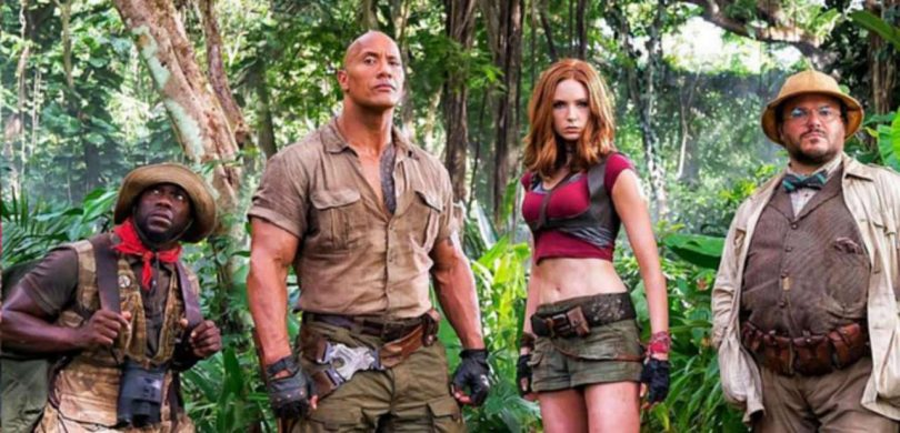 Jumanji: Welcome to the Jungle box office collection