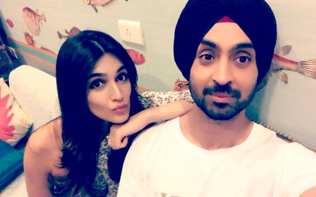 Diljit Dosanjh, Kriti Sanon starrer 'Arjun Patiala' will release on September 13