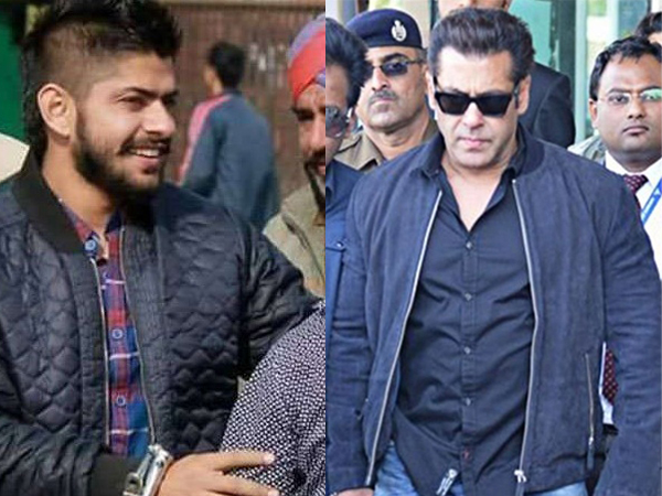 Armed men reach 'Race 3' sets after Salman received Death threats!