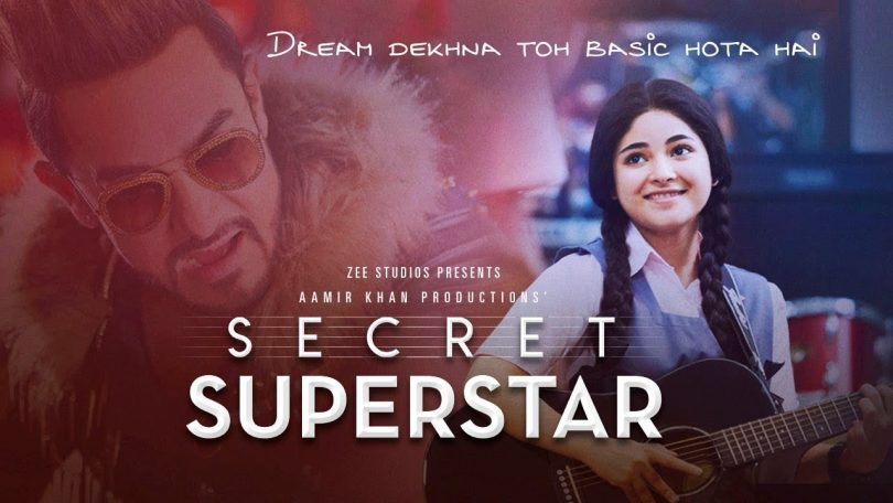 Secret Superstar is breaking box office in China each passing day