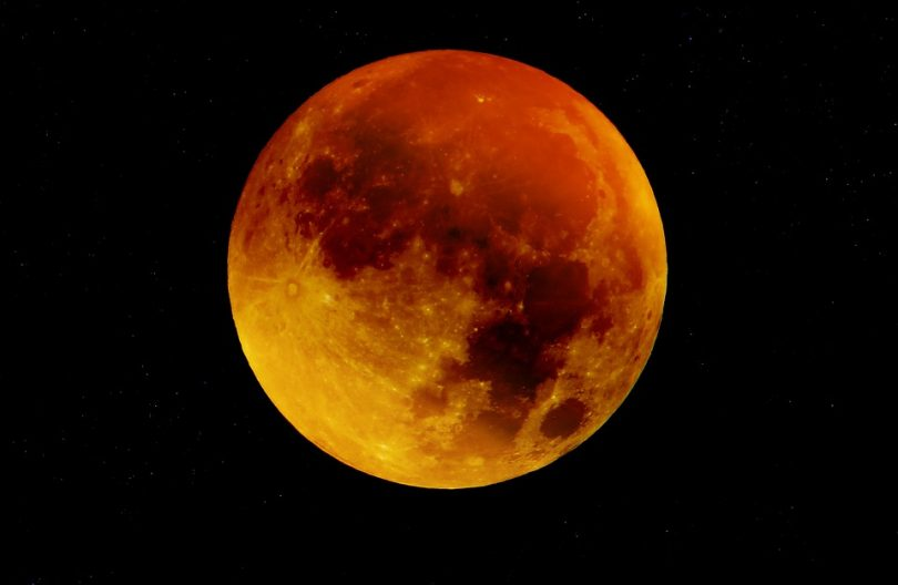 Blue Moon And Lunar Eclipse visible at different timings in India on January 31, 2018