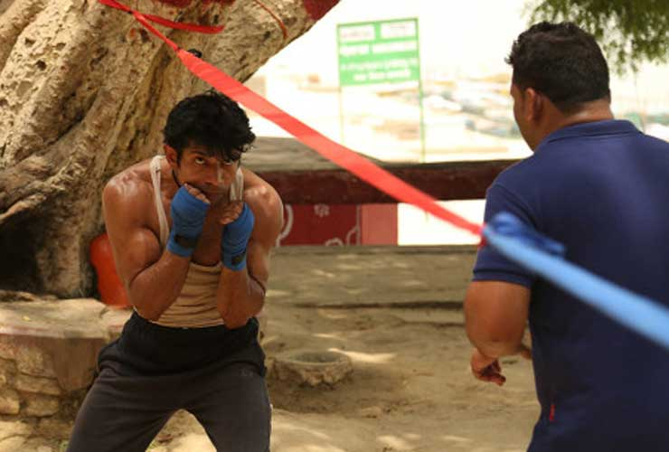 Mukkabaaz box office: Vineet Singh punches his way in box office