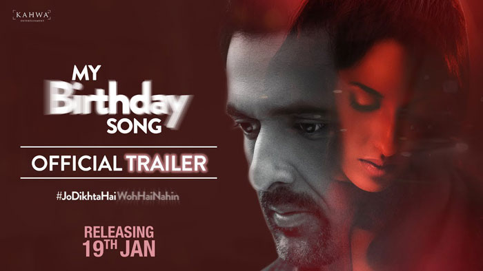 Title track from Sanjay Suri's 'My Birthday Song' out now