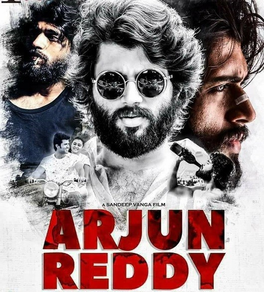 Arjun Reddy to be remade in Hindi
