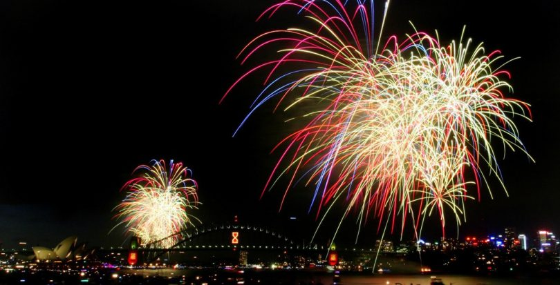 New Year celebrated all around the world to welcome 2018
