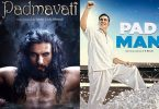 Akshay Kumar's Padman postponed to avoid clash with Padmaavat