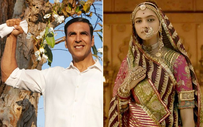 Padmavat and Padman to clash at box office on 25 January