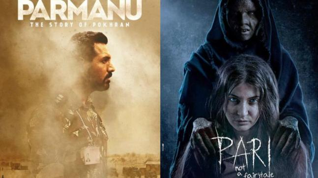 Anushka Sharma's 'Pari' John Abraham's 'Parmanu' to clash