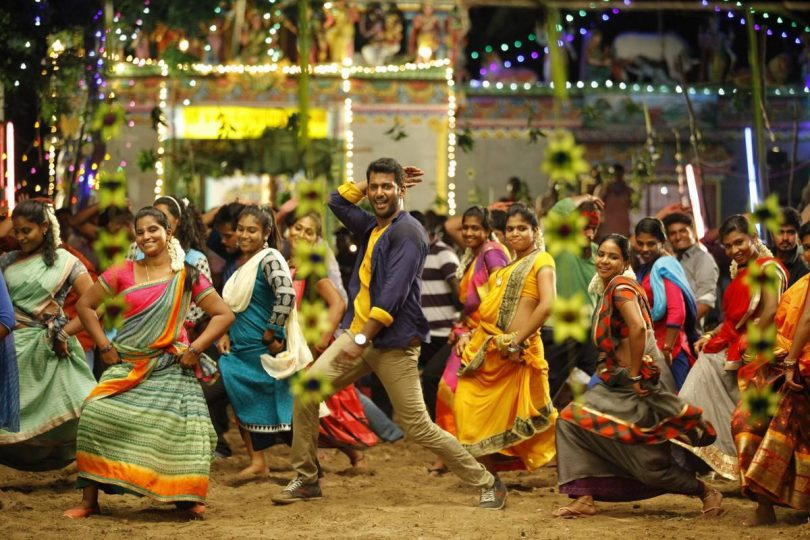 Pongal Festival's Traditional and Tollywood songs