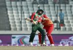 Tri Nation Series: Creamer, Jarvis Stops Bangladesh on a Little