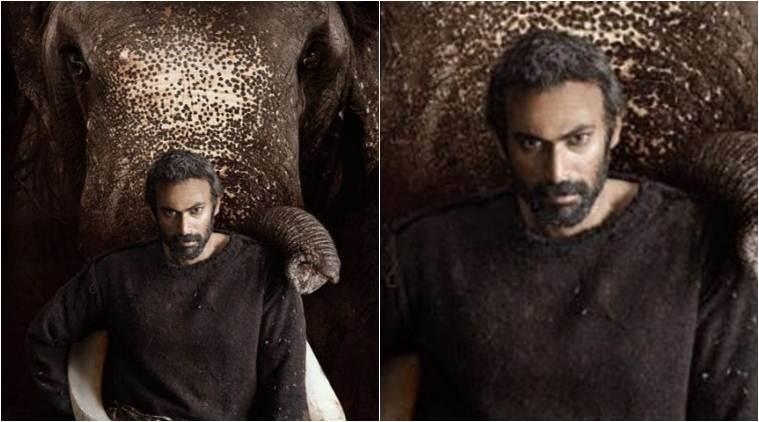 Rana Daggubati shares the look of his next Haathi Mere Saathi !!