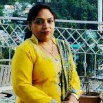 Principal Ritu Chabbra who was shot dead by class 12th student in Yamunanagar Haryana