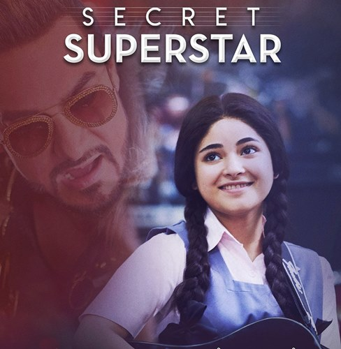 Aamir Khan's Secret superstar thunderous on China box office