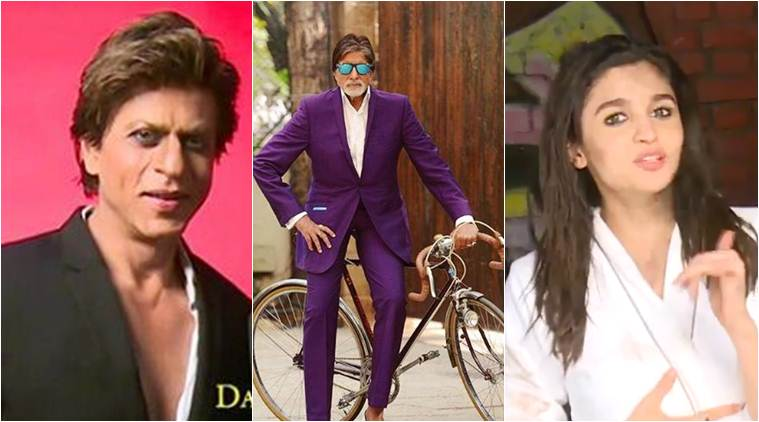 Dabboo Ratnani launches his calendar with Shahrukh in a never seen before avatar