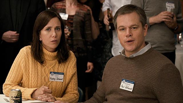 Downsizing movie review: Matt Damon really shrinks for Alexander Payne