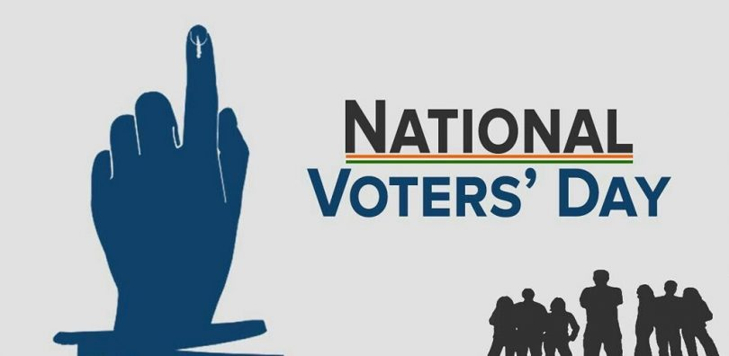National Voter's Day observes today; PM Modi and other ministers greets Indians