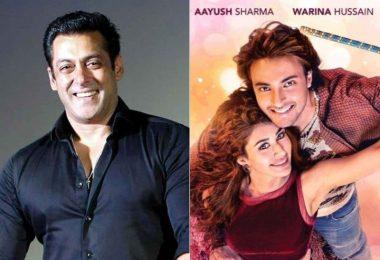 Salman Khan finalises release date of Aayush Sharma starrer 'Loveratri'