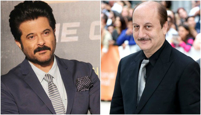 Anil Kapoor warns Anupam Kher to slam him with a legal notice