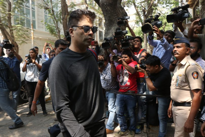 Sridevi death: Karan Johar, Genelia D'souza and other Bollywood celebrities and friends pay respects to the screen legend