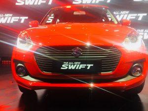 Maruti Suzuki's Swift