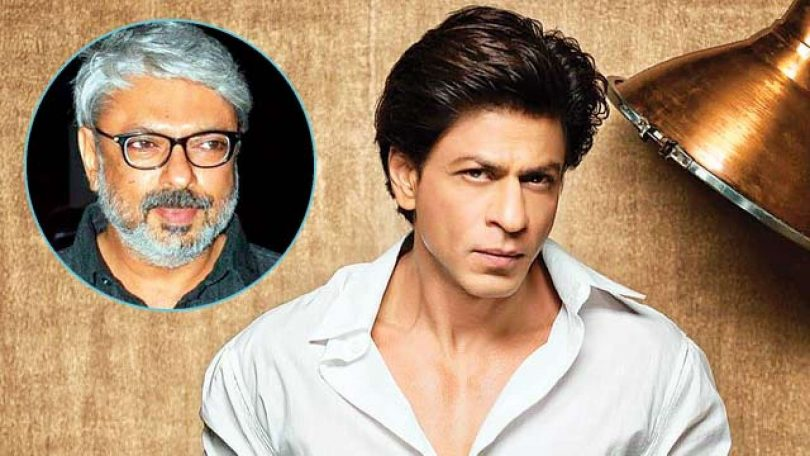 Shahrukh Khan says no to Sanjay Bhansali?