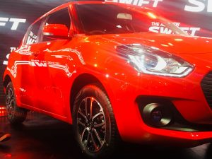 Maruti Suzuki launches New Generation Swift
