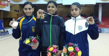 Gymnastics World Cup 2018, Aruna Budda Reddy Wins the Bronze medal