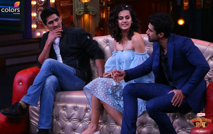 Dil Junglee and Hate Story-IV's Crew join the promotion on Colors, Set is also ready for Vijender Singh