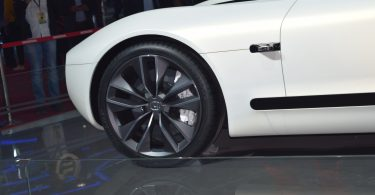 Honda EV alloy wheels