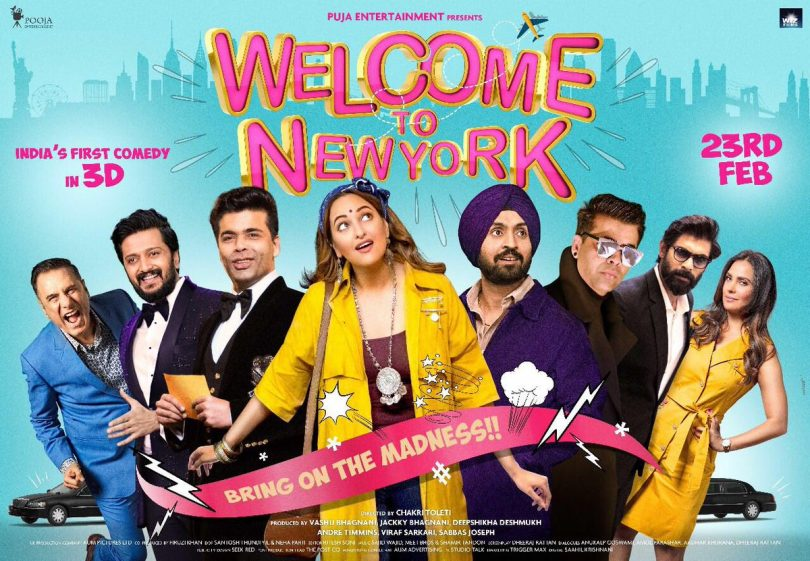 Welcome to New York movie review: Dumb and unfunny movie wastes it's talented cast