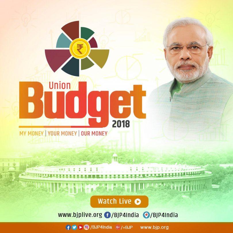 Budget 2018 Live updates: Finance Minister begins his address