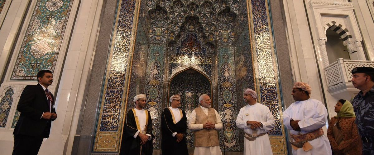 Narendra Modi concludes his visit to Oman, sings 8 agreements