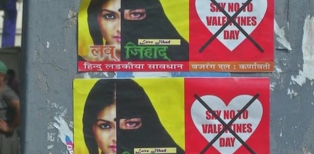 Hyderabad, Bajrang Dal warns pub against celebrations, puts on posters