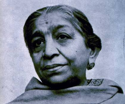 Sarojini Naidu, The Nightingale of India and so much more