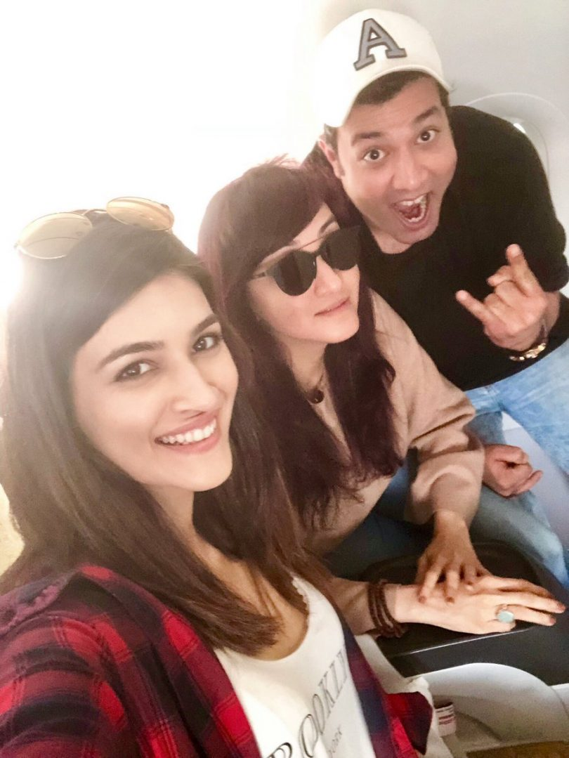 Arjun Patiala starring Kriti Sanon and Diljit Dosanjh begins shooting