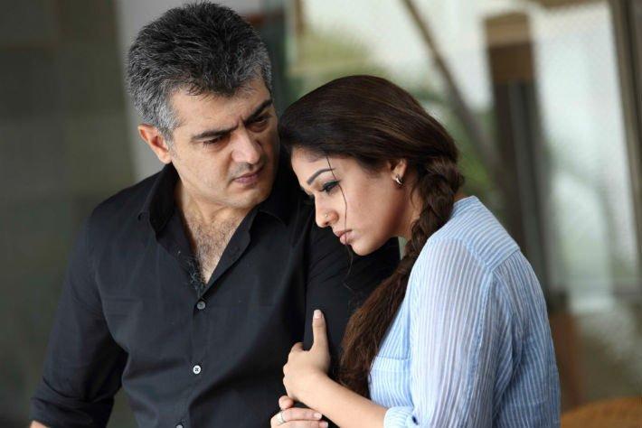 Nayanthara joins Thala Ajith in 'Viswasam'