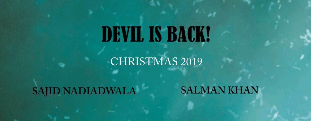 Salman Khan starrer 'Kick 2' has a release date, Devil is back!