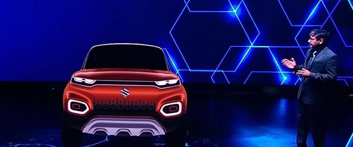 Auto Expo 2018, Maruti Suzuki showcases ConceptFutureS, and other proceedings of the day
