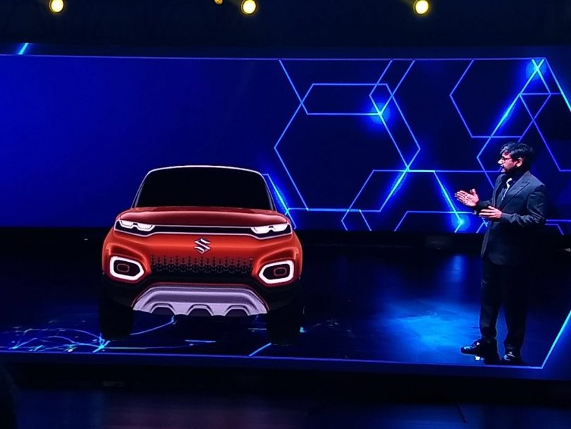 Auto Expo 2018, Maruti Suzuki showcases ConceptFutureS, and other proceedings of the day