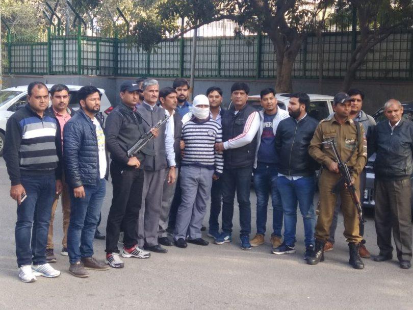 Wanted Indian mujahideen terrorist, Ariz Khan alias Junaid arrested by Delhi Police