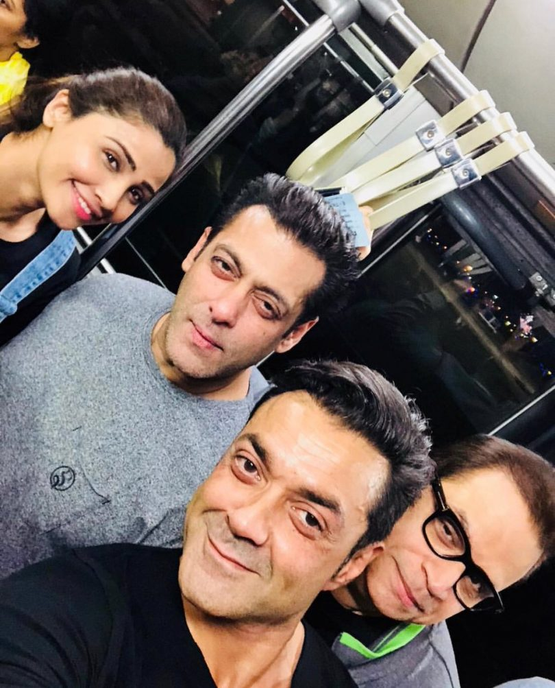 Salman Khan heads to Bangkok to shoot romantic song and action scenes for Race 3