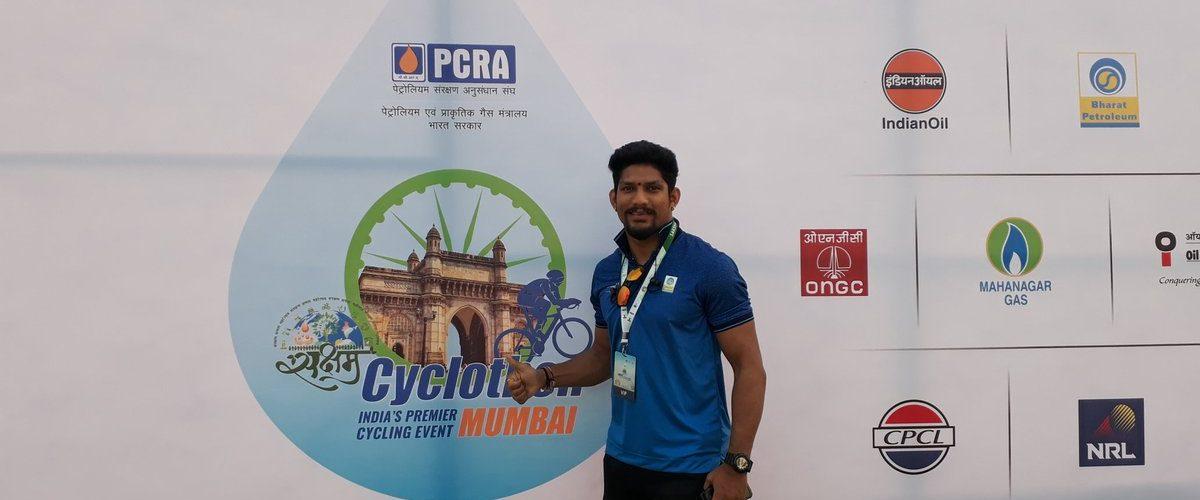 Saksham Cyclothon Mumbai to raise awareness about the environment