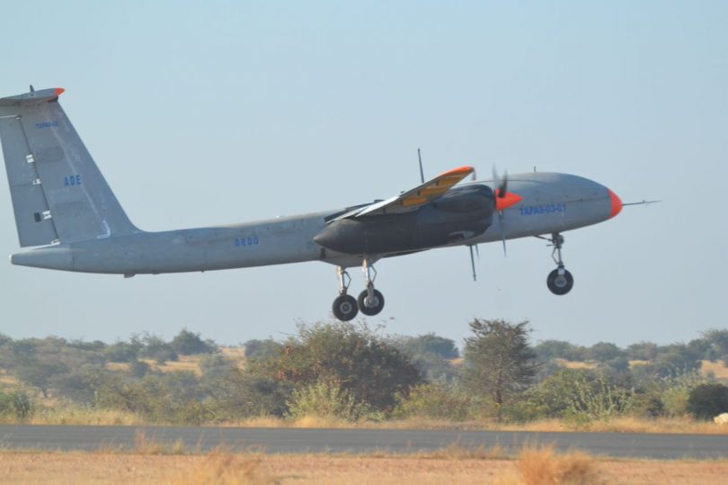 DRDO successfully tests Rustom 2 drone