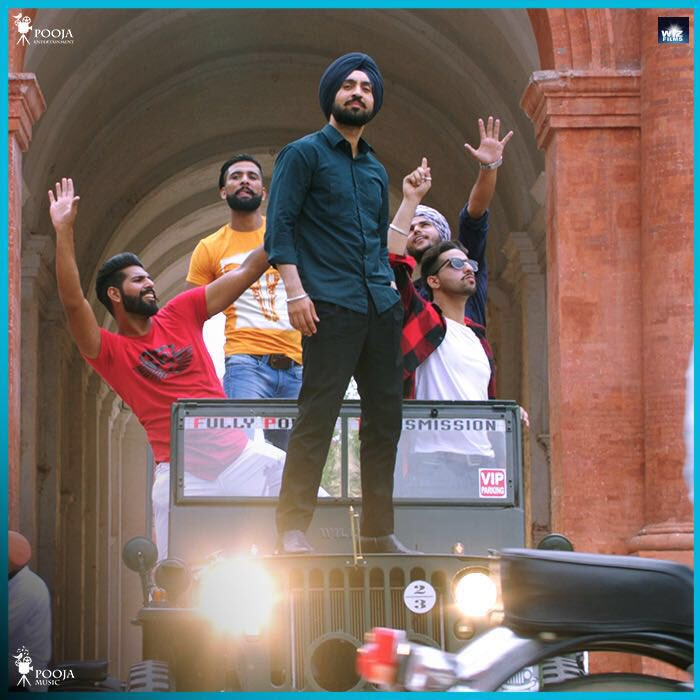 Diljit Dosanjh's new song, Meher Hai Rab Di, from Welcome to New York