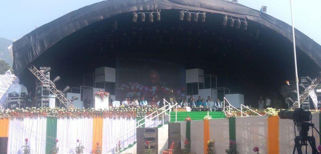 Statehood Day of Arunachal Pradesh and Mizoram
