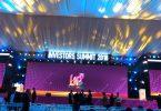 UP Investors summit, Mukesh Ambani, Gautam Adnani speak about the progress of India and the UP state