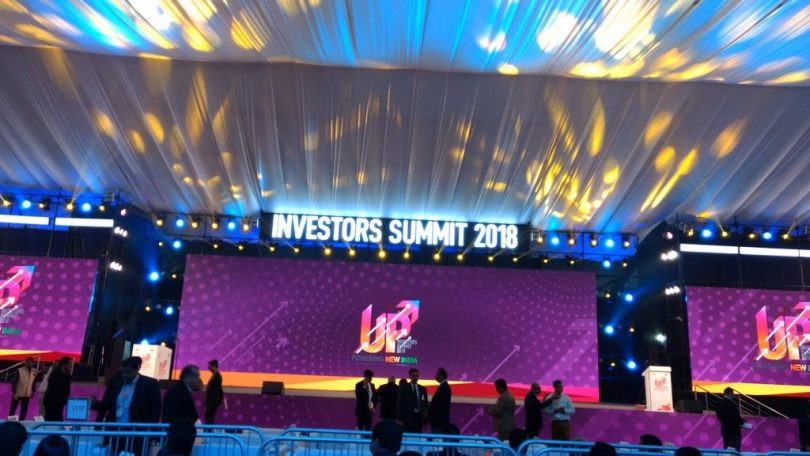 UP Investors summit, Mukesh Ambani, Gautam Adnani speak about the progress of India and the UP state