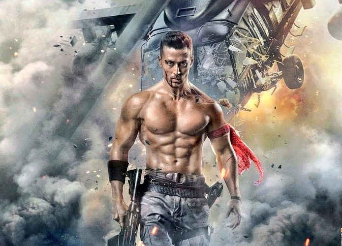 Grand trailer launch of Tiger Shroff & Disha Patani's, Baaghi 2
